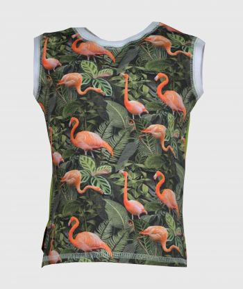 Tank Top Flamingo