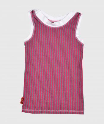 Linne Stripes Magenta