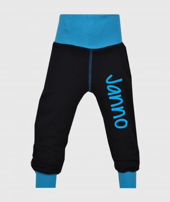 Everyday Pants Black/Blue