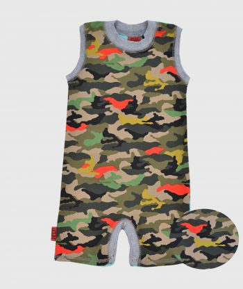 Summersuit Army Green